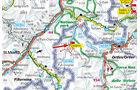 Stellplatz-Tipp: Livigno, Karte