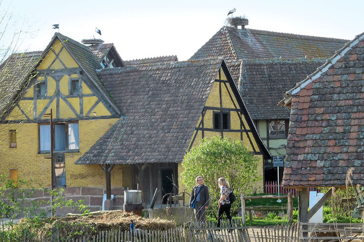 Écomusée d'Alsace