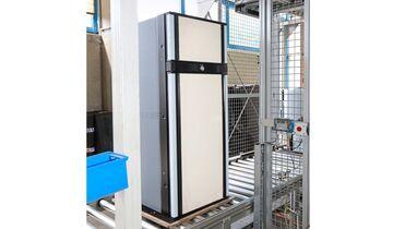 Smeg Kühlschrank Ventilator : Absorberkühlschrank test dometic in der klimakammer promobil