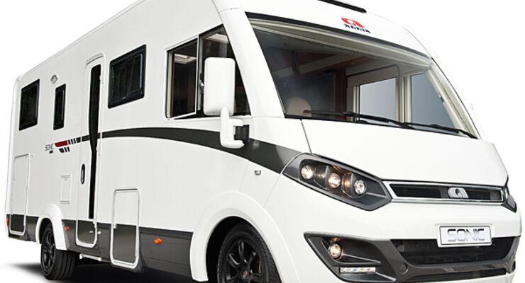 Adria, sonic, wohnmobil, reisemobil, caravan, wohnwagen