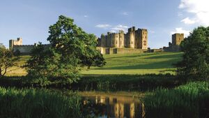 Alnwick Castle McRent