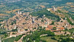 Assisi: Der Geburtsort des Heiligen Franziskus zählt dank seinem mittelalterlichen Stadtbild zum Unesco-Weltkulturerbe.
