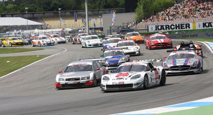 Auch 2013 bleibt Dethleffs als Hauptsponsor der Touring Car Championship (DMV TCC) der Rennsportserie treu.