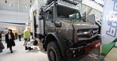 Bimobil EX 435 Unimog
