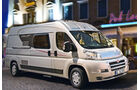 Bürstner City Car C-550 C-600 CMT 2009 Reisemobile Wohnmobile promobil