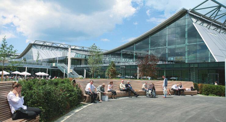 CMT 2008 Stuttgart Reisemobil Neuheiten Messe Stuttgart