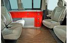 CMT 2009 Westfalia Michelangelo Campingbus Reisemobile Wohnmobile
