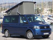 California, VW, Reisemobil, Wohnmobil, Caravan, Wohnwagen, Salon