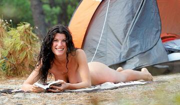 Camping Cheque: Messidor, FKK-Campingplatz