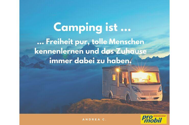 Camping ist Leseraktion facebook