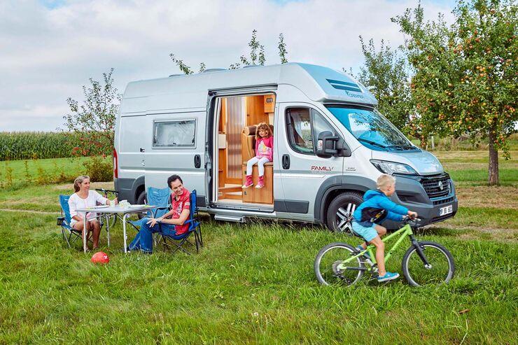 Campingbus Dreamer Family Van