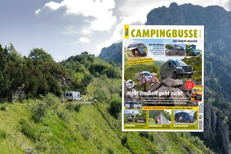 Campingbus Extra 3/19