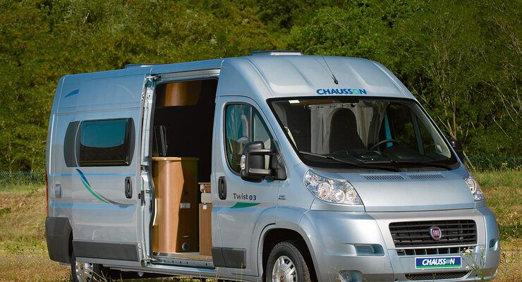 Campingbus-Typen 15