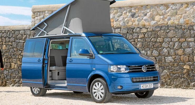 Campingbus-Typen 5