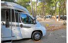 Campingplatz Kamp Jure in Dalmatien