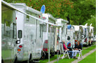 Caravan-Salon: Messe-Info, News