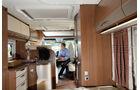 Caravan-Salon: Trends 2010 - Teilintegrierte