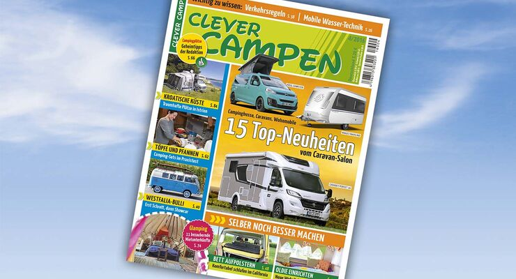 Clever Campen 4/16