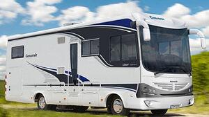 Concord, Reisemobil, wohnmobil, caravan, wohnwagen