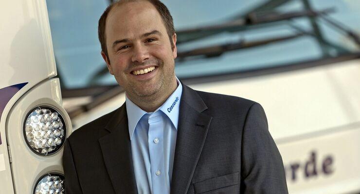 Concorde Reisemobile: Seit 7. November 2011 leitet Ralf Torresin den Bereich Marketing, Stefan Kölle wechselt in die Geschäftsführung