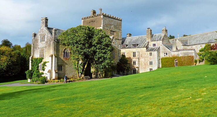 Das Buckland Abbey war erst Kloster, dann Wohnsitz von Francis Drake.