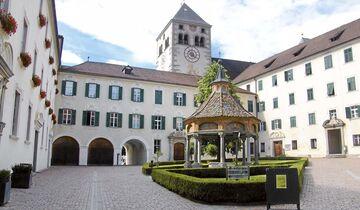 Das Kloster Neustift lädt zu Einkehr und Ruhe