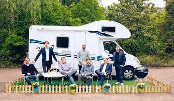 Das Vermietportal Campanda gründete der Schweizer Unternehmer Chris Möller