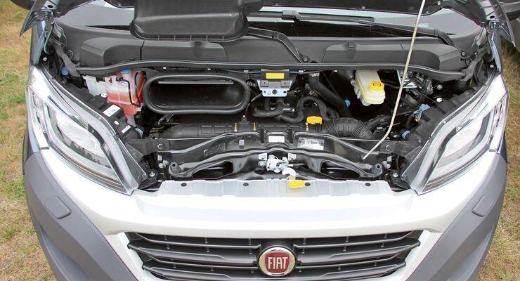 Der 115-PS-Basisdiesel ist fortan nur noch für Kastenwagen verfügbar.