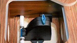 Der Frostwächter verhindert Schäden am Boiler und der Wasseranlage.
