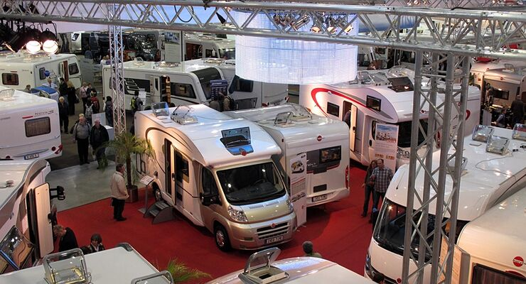 Der Markt für Freizeitfahrzeuge erreicht mit seinen Neuzulassungen wieder frühere Höchstmarken