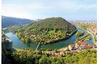 Die Doubs-Schleife.