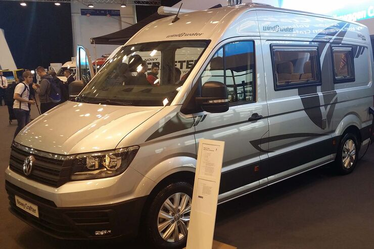 EbaCamp VW Crafter