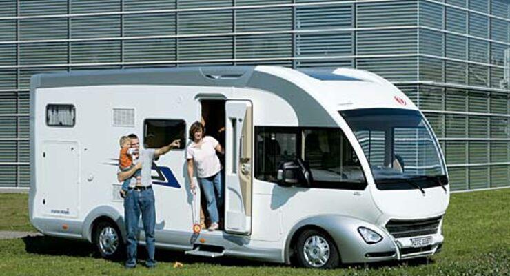 Eura Mobil Terrestra I 660 HB