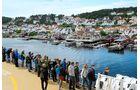Fähren in Nordeuropa Ankunft am Zielhafen