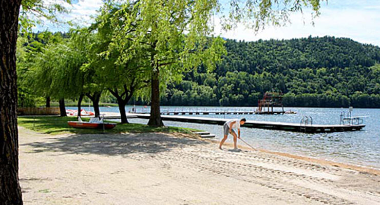 Family Camping Village, Lago di Lévico, Reisemobil, wohnmobil, caravan, wohnwagen