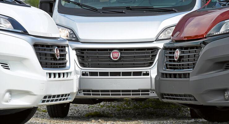 Fiat: Extras