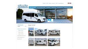 Frisch gegründet: das Hobby Reisemobilcenter Rendsburg. Es liegt nur zehn Minuten vom Hobby Wohnwagenwerk entfernt.