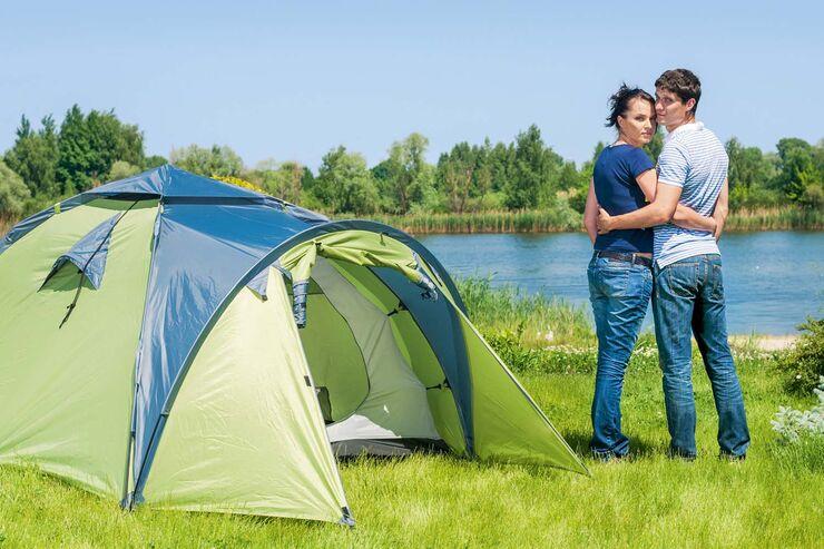 Fuenf Gruende gegen Campingurlaub