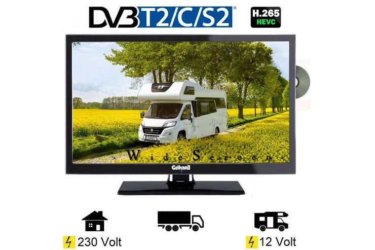 kaufberatung 15 tv fernseher f r wohnmobile promobil. Black Bedroom Furniture Sets. Home Design Ideas