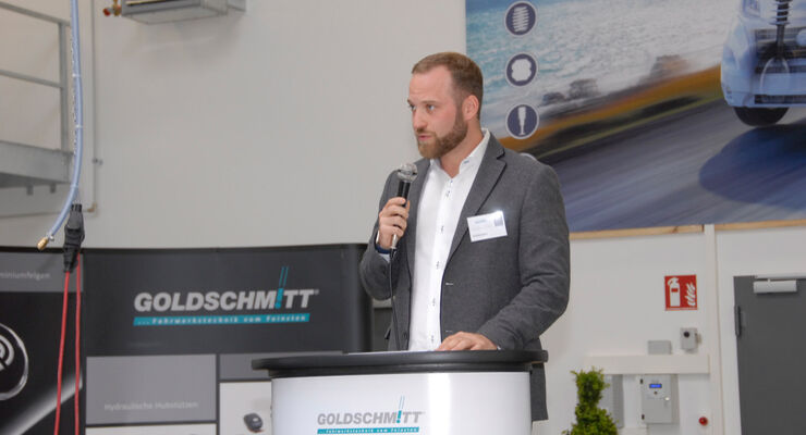Goldschmitt Eröffnung Leutkirch Christian Hymer