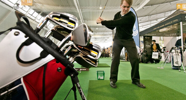 Golf und WellnessReisen auf der CMT Stuttgart