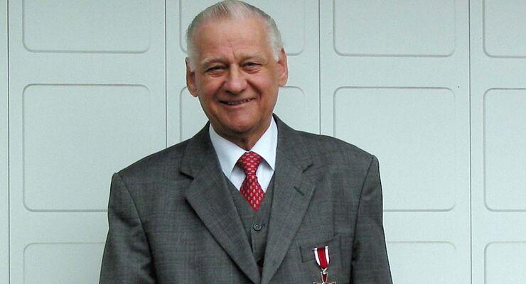 Gottfried Thiele, Gründer Südsee-Camp