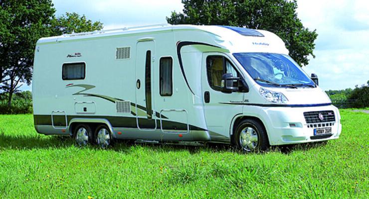 Hobby, Reisemobil, wohnmobil, caravan, wohnwagen