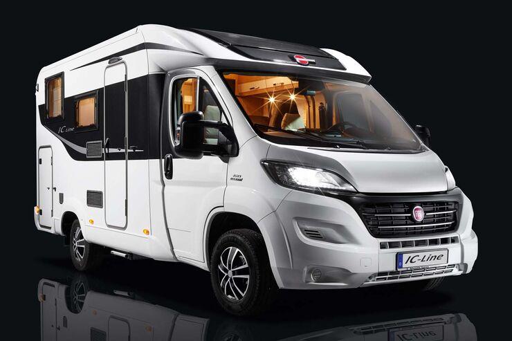 IC-Line Travel Van