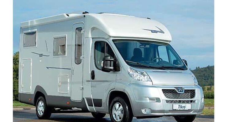 Im Dezember 2012 wurde die Tikro GmbH gegründet und ab Februar 2013 werden wieder Reisemobile angeboten.