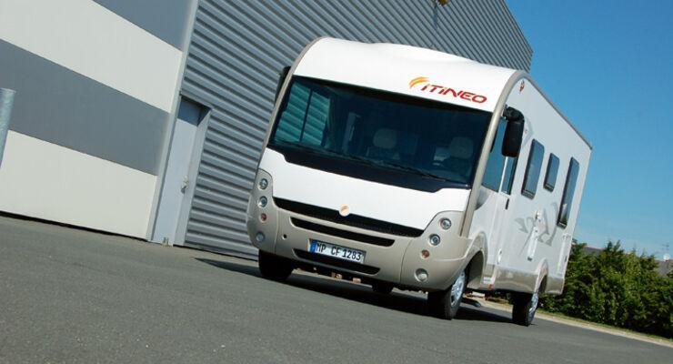 Intineo Baureihe Modell 2010 Vorderansicht