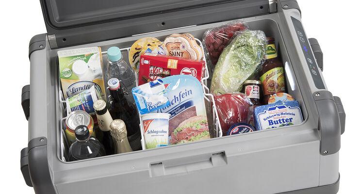 Jederzeit und an jedem Ort der Welt Temperaturen von minus 22 Grad Celsius, verspricht Waeco für die Kühlboxserie Cool Freeze CFX.