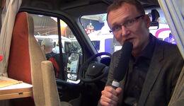 Karmann Neuheiten Caravan Salon vorgestellt von Dominic Vierneisel
