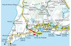Karte Lagos