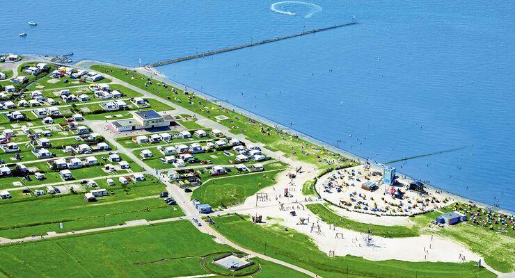 Knaus Campingpark Tossens